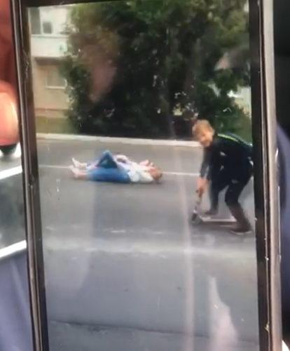 дети снимали видео для Тик-Ток и соцсетей