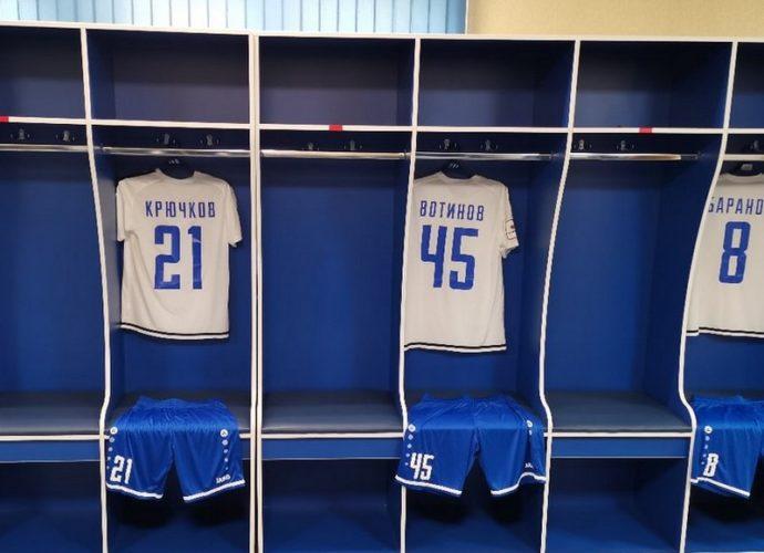 Динамо-Брянск-футбол_игра_Нижний Новгород