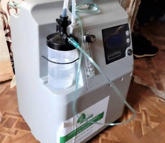 аппарат для больной девочки