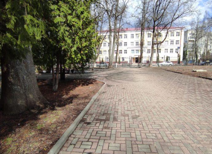школа 4 брянск парк Толстого